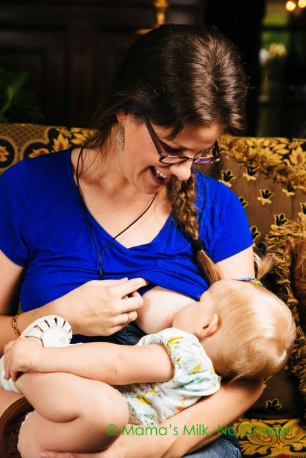 Taryn Senior with her thirteen-month-old, Piper. Photo Credit: Ana & Ivan Lifestyle Photography