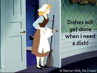 A Good Mom Cleans Her House Or Does No Such Thing Mama