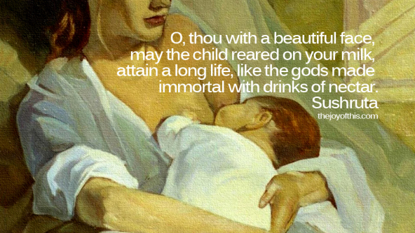 The Most Beautiful Quotes About Breastfeeding – Mama's Milk
